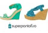 1 x voucher de cumparaturi in valoare de 150 lei, 3 x voucher de reducere a cate 50 lei pentru cumparaturi pe www.superpantofi.ro