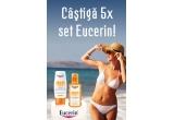 5 x set de produse pentru plaja Eucerin