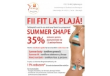 1 x un abonament Summer Shape