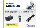 1 x Organizator portbagaj Michelin saptamanal, 1 x Laterna Jedi Michelin saptamanal, 1 x Recipient bauturi aluminiu Michelin saptamanal