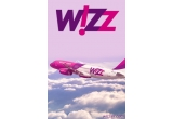 2 x voucher de calatorie de la Wizz Air in valoare de 600 RON