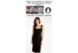1 x rochie neagra bodycon - marimea 12