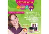 21 x 1 revista Tratamente naturiste nr. 68 (din luna curenta), 3 x gama cosmetica L'Oreal cu 2 creme anti-rid cu efect de reintinerire
