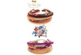 3 x set de accesorii de lux pentru parul tau de la Tie-Me-Up