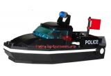 "1 x barca ""Police Speedboat"""