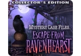 1 x jocul Mystery Case Files®: Escape from Ravenhearst™ Collector's Edition