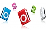 1 x un iPod Shuffle de 2GB
