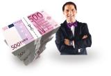 1 x 100.000 de euro