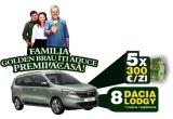 8 x autoturism Dacia Lodgy, 280 x 300 EURO