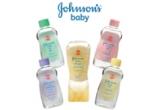 2 x premiu oferit de JOHNSON'S® baby