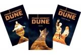 1 x pachetului format din primele trei carti ale seriei DUNE