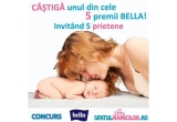 5 x premiu oferite de Bella