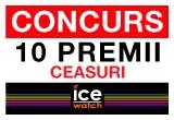 10 x premiu constand in ceasuri ICE-WATCH unisex