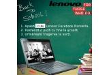 1 x un laptop IdeaPad S206, 6 x tastatura wireless multimedia, 3 x stick de memorie de 4Gb
