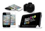 5 x legitimatie de calatorie InterRail Global Pass (valabila 15 zile, pentru doua persoane), 5 x iPod Touch 8GB, 5 x vouchere pentru cumparaturi on-line (carti, CD-uri, DVD-uri) in valoare de 100 €, 1 x tableta iPad cu memorie de 16 GB WiFi + 3G, 5 x camera video digitala Reflex (Hibrid) Olympus EP-M1, 20 x excursie la Bruxelles
