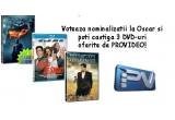 3 DVD-uri&nbsp;cu &quot;The Dark Knight&quot;,  &quot;The Assassination Jessie James&quot;, &quot;Get Smart&quot;<br type=&quot;_moz&quot; />