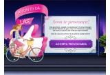 1 x un telefon Samsumg Galaxy S3, 1 x o bicicleta Pegas, 10 x set de cosmetice Avon