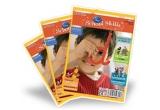 6 x pachet fiecare format din revista School Skills si Caietul de exercitii al lui Rapunzel sau Caietul de exercitii al lui Fulger McQueen - varsta recomandata de 5 ani