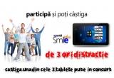 3 x tableta E-Boda Essential Smile Plus