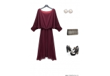 1 x rochie in tendinte oferita de LukStore.ro