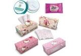 5 x premiu constand in un pachet de produse din gamele Himalaya Herbal, Touch si Hello Kitty