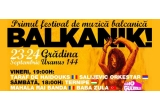 10 x abonament dublu la Balkanik! Festival 2012