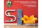 25 x invitatie dubla la Salonul International de Mobila 2012