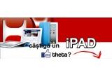 1 x iPad Wi-Fi 16GB Black