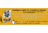 1 x carte de colectie cu istoria Chevrolet