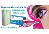 3 x pachet complet SofLens Natural Colors