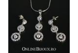 1 x set de bijuterii de argint la alegere de la OnlineBijoux.ro