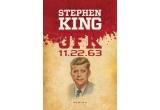 """1 x cartea """"JFK 11.22.63"""" de StephenKing"""