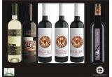 1 x o selectie de 6 vinuri  in valoare 250 ron, 1 x o selectie de 4 vinuri in valoare 200 ron, 1 x o selectie de 2 vinuri in valoare 50 ron, 1 x Premiu Surpriza saptamanal