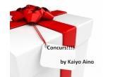 1 x premiu surpriza   Concursul se va incheia cand blogul va ajunge la 500 Followers.