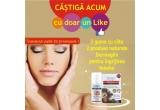 2 x gama cu 2 produse Dermaglin pentru ingrijirea tenului, 7 x 1 revista Tratamente naturiste zilnic