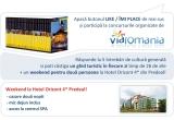 26 x ghid turistic, 1 x weekend de 2 persoane la Hotel Orizont 4* din Predeal