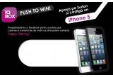 1 x iPhone 5, 5 x Accesorii pin Anti-Praf + folie protectie White Diamonds, 20 x Home Buttons