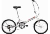 1 x o bicicleta de oras Merida FB-230