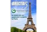 1 x un week-end romantic la Paris