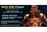 1 x un abonament pentru 1 luna la Gold Gym Ploiesti