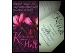 1 x o carte semnata si trimisa de celebra Kelley Armstrong