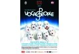 3 x o invitatie dubla la un concert unic – VOCA PEOPLE in Romania