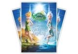 """5 x carte """"Tinkerbell: Clopotica si Secretul Aripilor"""""""