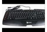 1 x o tastatura de gaming
