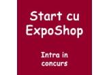 sustinerea ExpoShop pentru afacerea ta: site, promovare, clienti, stand la ExpoShop<br type=&quot;_moz&quot; />