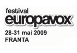o excursie cu toate costurile platite la festivalul EuropaVox (transport, cazare, acces la festival) in Franta, regiunea Auvergne, la Clermont Ferrand