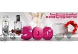500 x cadou constand in parfumuri CB Pour Femme sau Pour Homme ori perechi de ochelari de soare CB