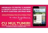 1 x un iPad Mini