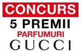 5 x premiu constand in parfumuri Gucci Premiere