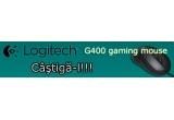 1 x un mouse de gaming Logitech G400